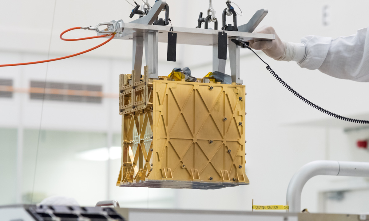 Eksperimen MOXIE NASA Membuat Oksigen di Mars Bagian 1