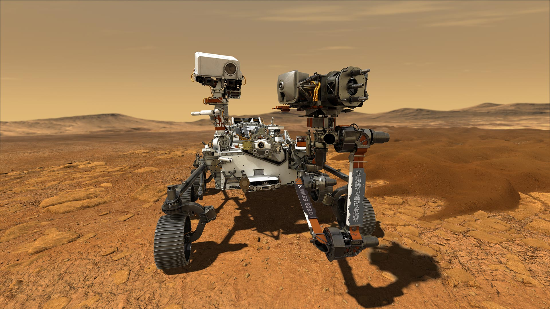Eksperimen MOXIE NASA Membuat Oksigen di Mars Bagian 2