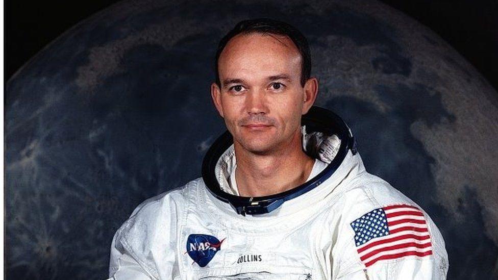 Mantan Astronot Apollo 11 Michael Collins Meninggal